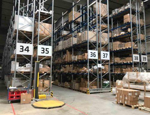 Mitarbeiter für Lager und Logistik (m/w/d)