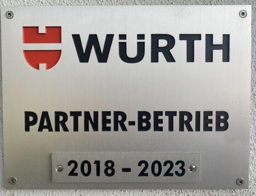 Partner des Weltmarktführers