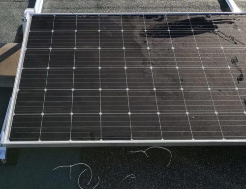 Neue Photovoltaikanlage für ökologische Stromerzeugung