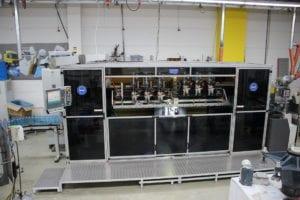 CNC-Siebdruckanlage für sechsfarbigen Rundumdruck